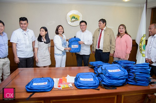 IBP Makati Bag Donation